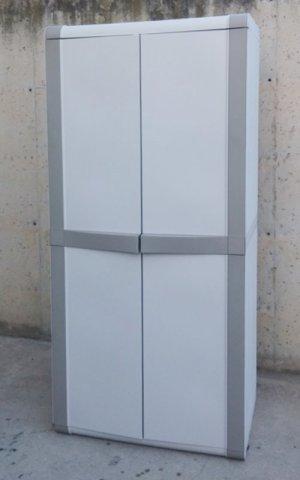 Armari de plàstic 182cm d'ocasió a cabauoportunitats.com Balaguer - Lleida - Catalunya