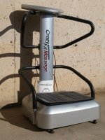 Màquina massatges CRAZY FIT d'ocasió a cabauoportunitats.com Balaguer - Lleida - Catalunya