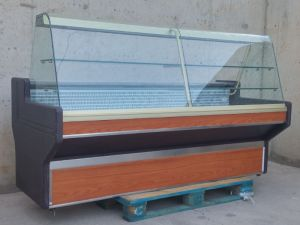 Mostrador expositor 201x90cm d'ocasió a cabauoportunitats.com Balaguer - Lleida - Catalunya