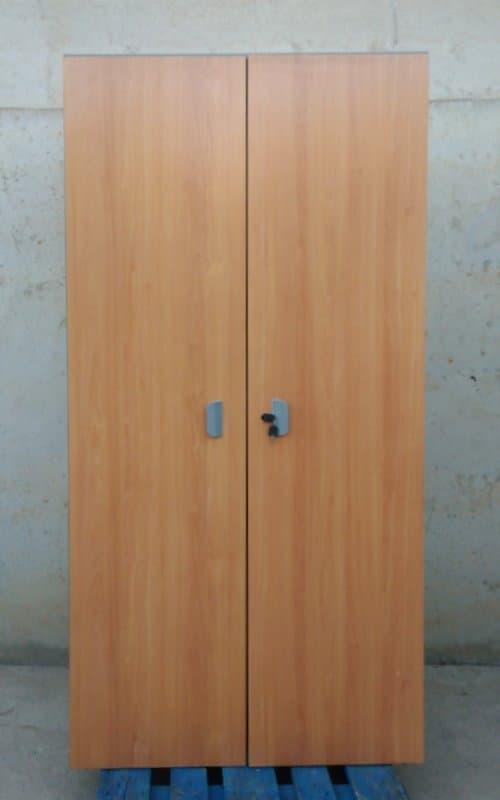 Armari d'oficina color fusta 198cm d'ocasió a cabauoportuntiats.com Balaguer - Lleida - Catalunya
