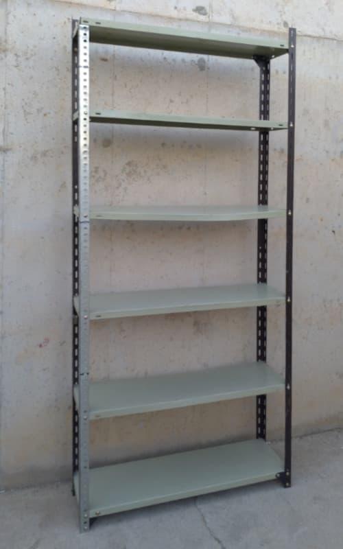 Empostada metàl·lica 100x30x210cm de segona mà a cabauoportunitats.com Balaguer - Lleida - Catalunya