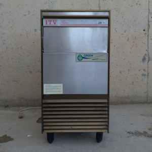 Màquina glaçons ITV GREEN 41x85x83cm de segona mà a cabauoportunitats.com Balaguer - Lleida - Catalunya