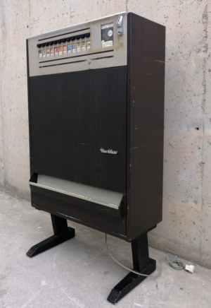 Màquina de tabac vintage WURLITZER 72x33cm a cabauoportunitats.com Balaguer - Lleida - Catalunya