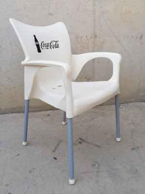 Cadira de terrassa de segona mà en molt bon estat a cabauoportunitats.com Balaguer - Lleida - Catalunya
