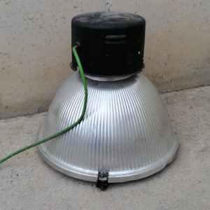 Foco de vapor de sodio de ocasión en cabauoportunitats.com