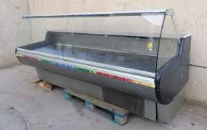 Mostrador refrigerado KOXKA 250cm de segunda mano en Balaguer - Lleida - Catalunya