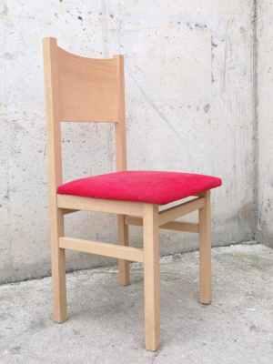 Lot de 6 cadires de faig de segona mà a cabauoportunitats.com Balaguer - Lleida - Catalunya