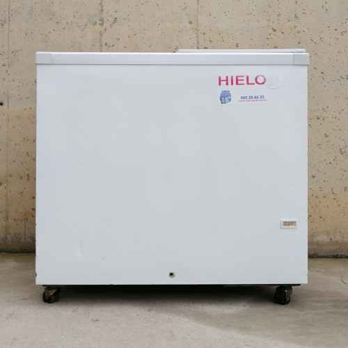 Congelador de manteniment FRICON de 250 litres de segona mà en venda a cabauoportunitats.com Balaguer - Lleida - Catalunya