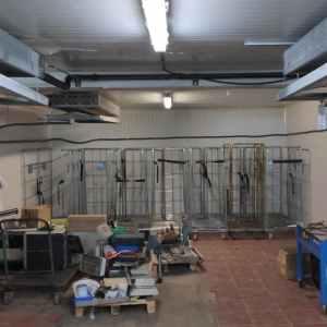 Cambra frigorífica de fred sec en bon estat, de segona mà en venda a cabauoportunitats.com Balaguer - Lleida - Catalunya