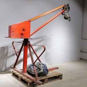 Grúa para obra HUMSA PH-300 de segunda mano en venta en cabauoportunitats.com