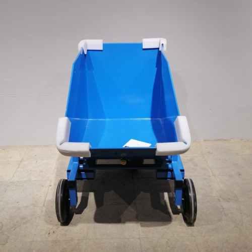Carro manual amb bolquet de 400 litres de capacitat en venda a cabauoportunitats.com Balaguer - Lleida - Catalunya