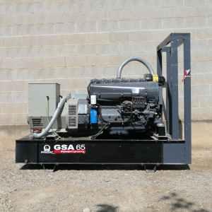 Generador elèctric PRAMAC GSA 65 seminou d'ocasió en venda a cabauoportunitats.com Balaguer - Lleida - Catalunya