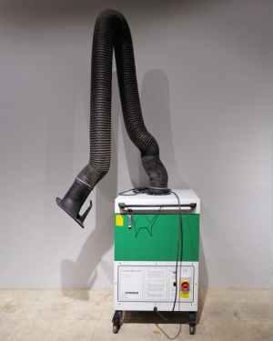 Aspiradora soldadora PRAXAIR MEC 2200 de segunda mano en venta en cabauoportunitats.com