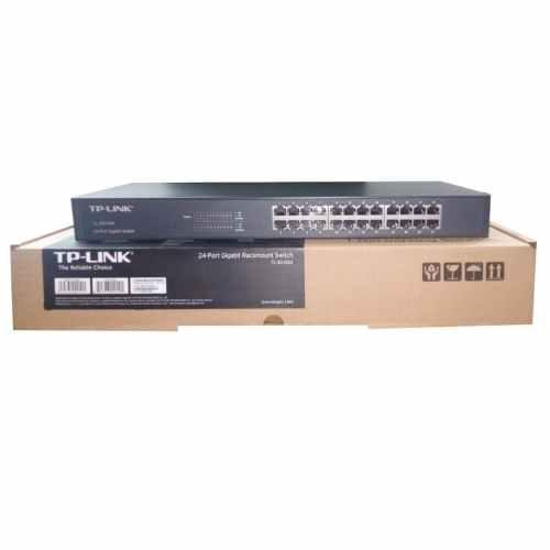 Commutador de 24 ports TP-LINK TLSG1024 nou en venda a cabauoportunitats.com Balaguer - Lleida - Catalunya