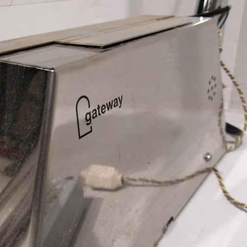 Arc de seguretat de segona mà GATEWAY en bon estat en venda a cabauoportunitats.com Balaguer - Lleida - Catalunya