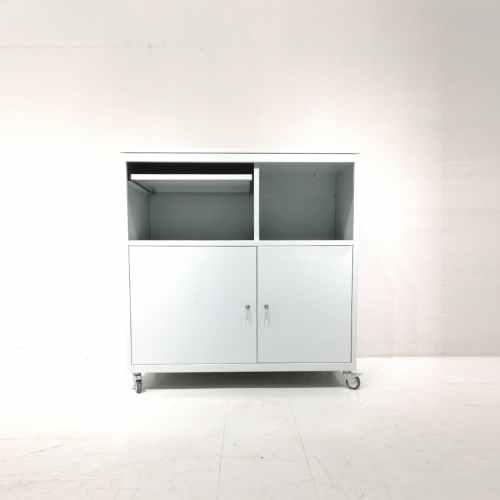 Amari metàl·lic nou amb rodes per a ordinador en venda a cabauoportunitats.com Balaguer - Lleida - Catalunya