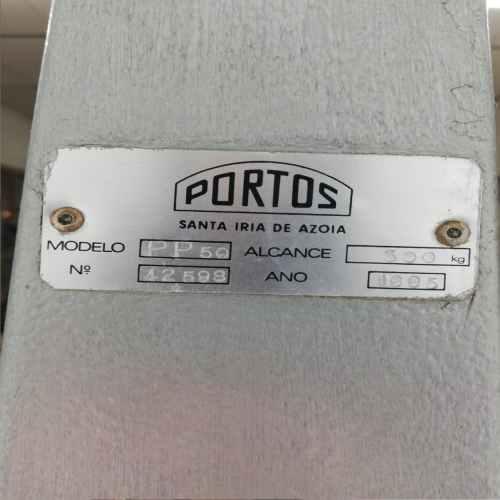 Báscula OMEGA de 300kg de segunda mano en venta en cabauoportunitats.com