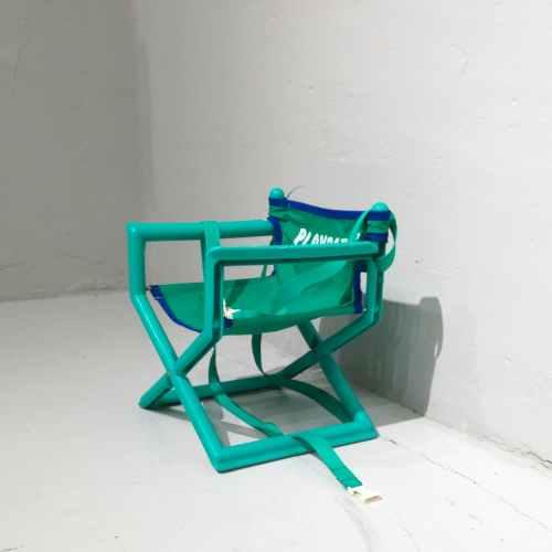 Cadira infantil plegable de segona mà en venda a cabauoportunitats.com Balaguer - Lleida - Catalunya