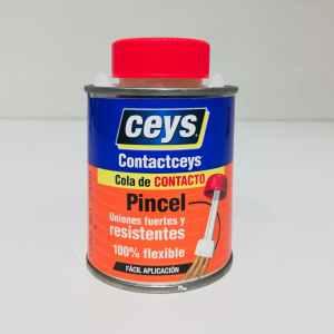 Lot de 3 pots de cola de contacte CONTACTCEYS 250ml nous en venda a cabauoportunitats.com Balaguer - Lleida - Catalunya