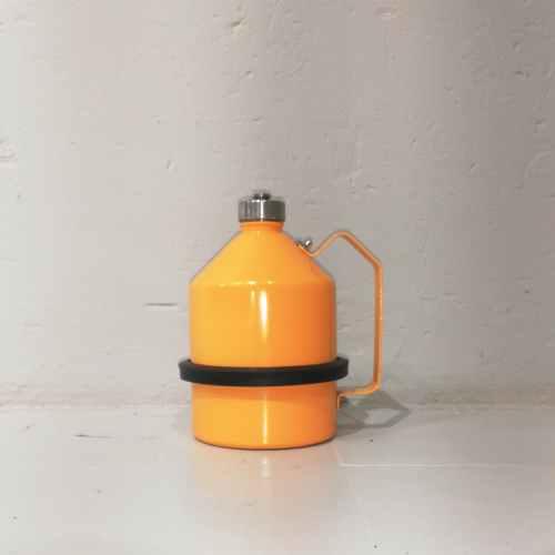 Recipiente transporte líquidos inflamables  1 litro nuevo.