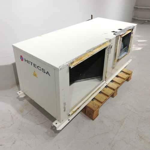 Unitat interior equip aire-aire HITECSA ECHBA 801 de segona mà en venda a cabauoportunitats.com Balaguer - Lleida - Catalunya