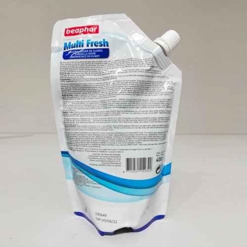 Neutralizador de olores BEAPHAR multi fresh en venta en cabauoportunitats.com