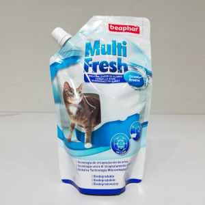 Neutralitzador d'olors BEAPHAR Multi fresh per a sorrals de gat en venda a cabauoportunitats.com Balaguer - Lleida - Catalunya