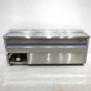Botellero de 3 puertas para barra LUFRI B-20 de 200cm en venta en cabauoportunitats.com