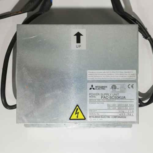 Font d'alimentació + Equip de control MITSUBISHI PAC -SC50KUA de segona mà en venda a cabauoportuntitats.com Balaguer - Lleida - Catalunya