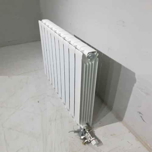 Radiador de aluminio de 10 elementos de segunda mano en venta en cabauoportunitats.com
