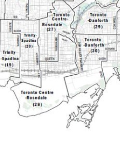 Toronto Ward Boundary Review: Report Available