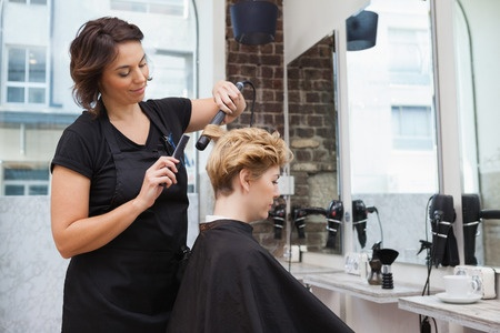 Fairfax County Full-Service Salon