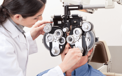 High Visibility!  Optometry/Vision Business For Sale