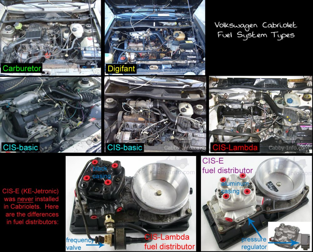 medium resolution of vw rabbit engine distributor wiring 1 7l