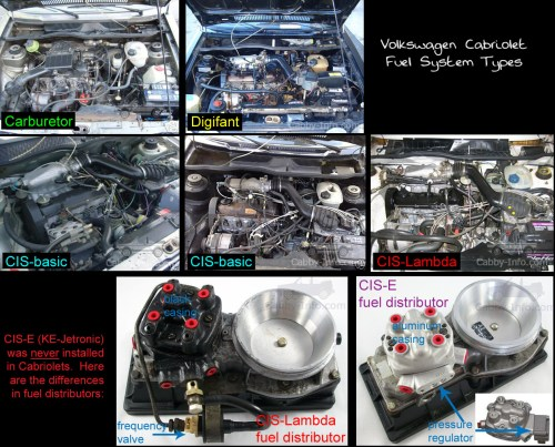 small resolution of vw rabbit engine distributor wiring 1 7l