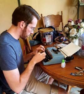 Josh Typing