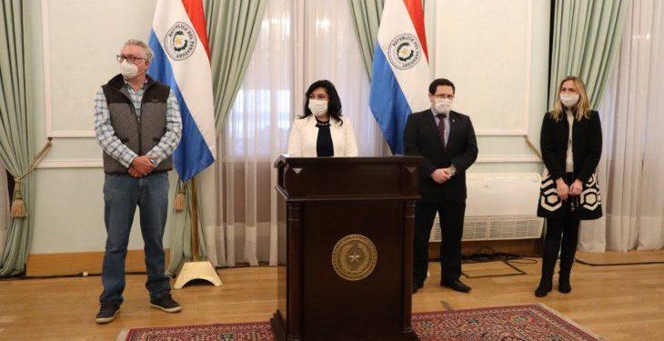 Reunião Paraguai