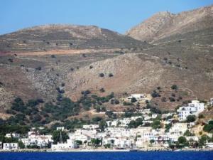 Lividia, Tilos, Dodecanese Islands