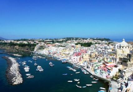 CCS Amalfi Sail, Marina di Corrichella, Procida