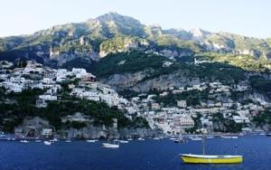Positano, Amalfi Coast, Italy Sailing