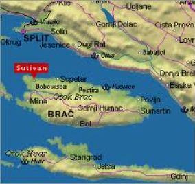 Sutivan, Croatia