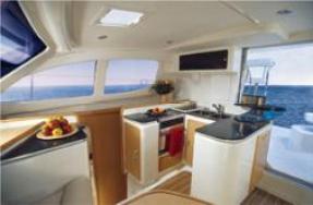 Cabin charter Sailing Moorings 4000