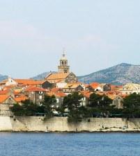 Korcula, Croatia Sailing