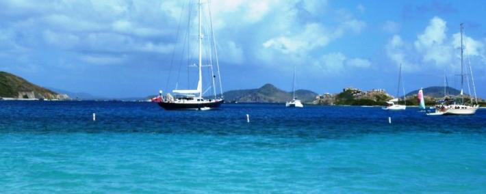 Peter Island, Cabin Charter Sailing, Caribbean