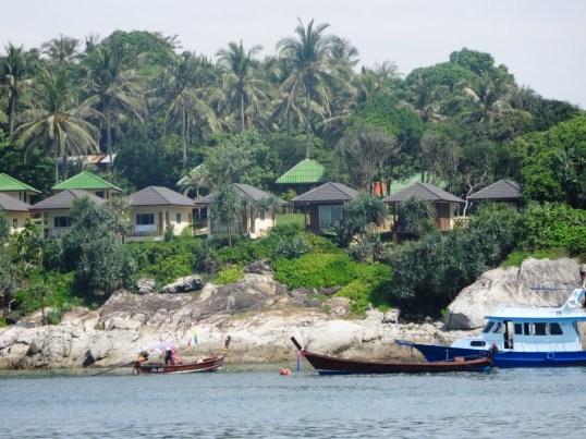 Ko Racha Island, CCS Sail