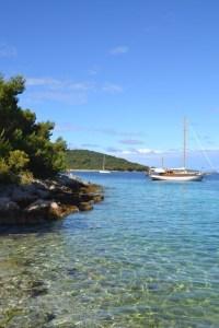 A Secret Spot, CCS Croatia Sailing