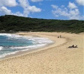 Beach, Anse de Chateaux, Grande Terre, Guadeloupe