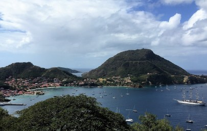 CCS Guadeloupe Sail, Terre Haut Bay