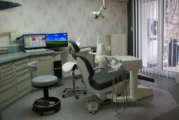 Première salle de soins
