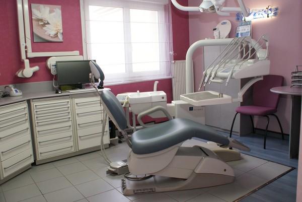 Seconde salle de soins